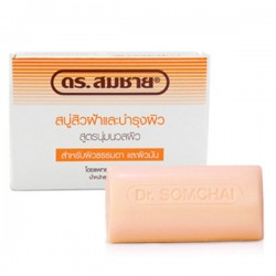 Dr. Somchai ACNE & Cleansing Cream Soap - Normal to Oily Skin