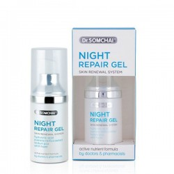 Night Repair Gel for Oily Skin