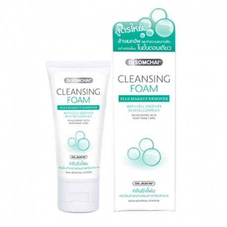Dr. Somchai Cleansing Foam