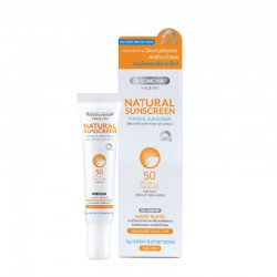 Natural Sunscreen for Face SPF 50
