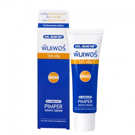 Dr. Somchai PIMPER White Cream